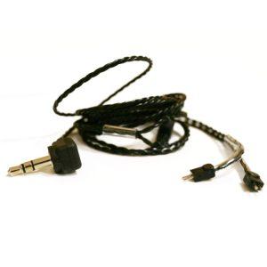 Câble Stéréo EarStar noir
